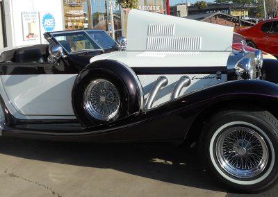Luxury Vintage Automobile
